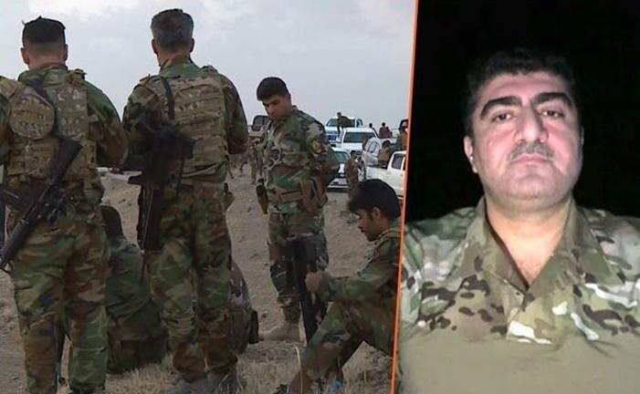 Peşmerge Komutanı Barzani: Saldırı olacağına dair elimizde istihbarat var