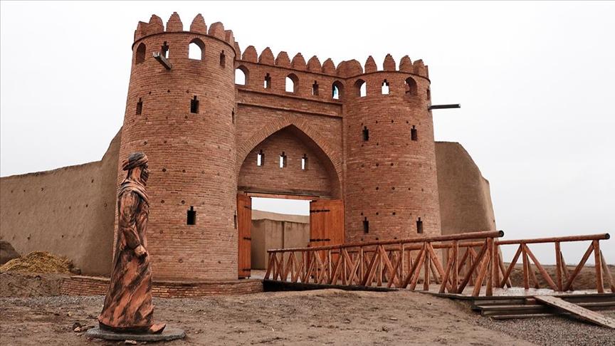 Türkistan, Orta Asya İslam mimarisinin eşsiz eserlerine ev sahipliği yapıyor