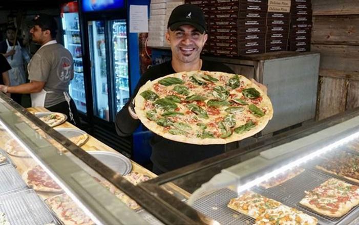 Dünyaca ünlü Kürt pizzacı Türkiye'de 250 şube açacak