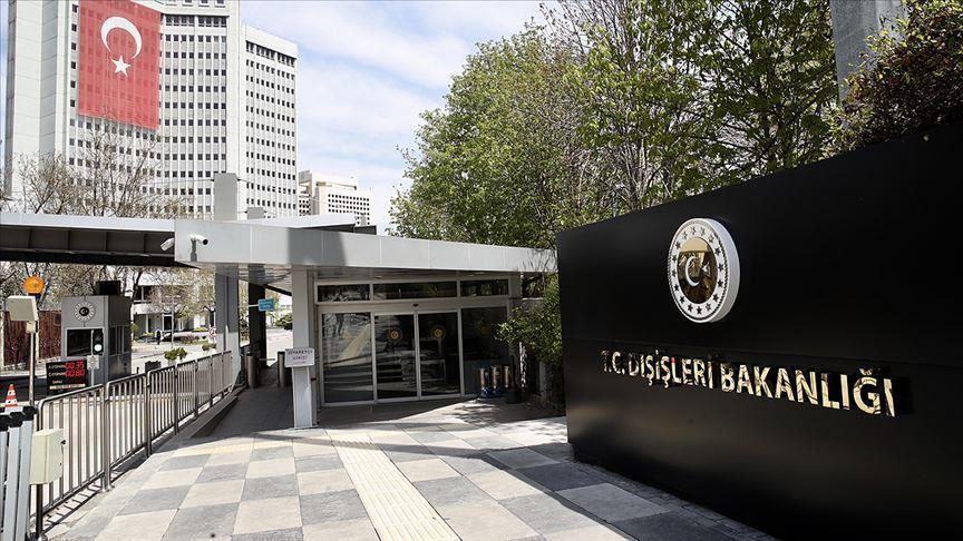 Türkiye'den kınama: Takipçisi olmaya devam edeceğiz