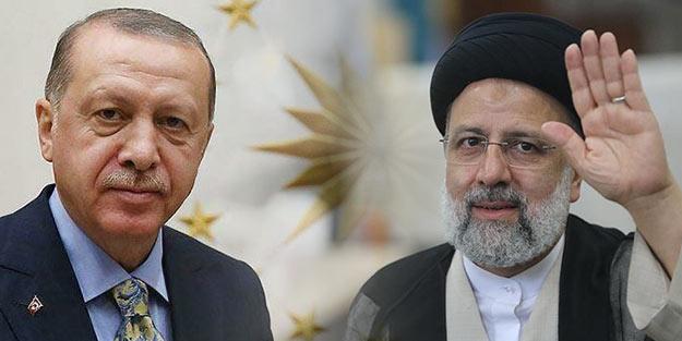 Cumhurbaşkanı Erdoğan'dan İran'ın yeni cumhurbaşkanına İbrahim Reisi'ye tebrik