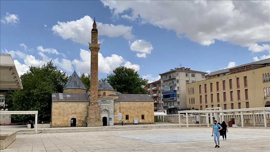 Tarih ve kültür şehri Kırşehir ziyaretçilerini bekliyor