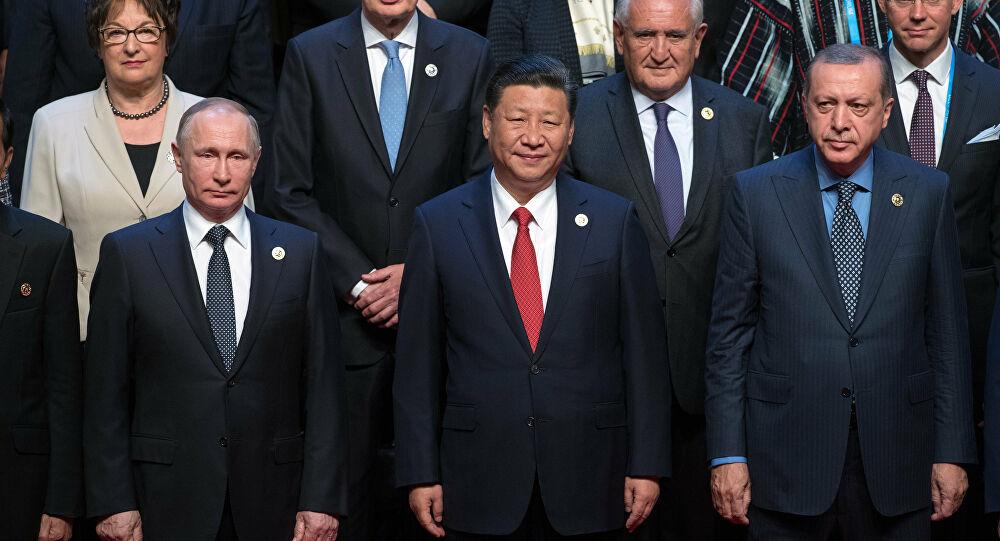 Çarpıcı sözler: Başını Türkiye, Çin ve Rusya'nın çektiği yeni bir dünya doğuyor
