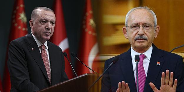 Erdoğan'ın sözleri Kılıçdaroğlu'na ağır geldi! Apar topar telefonuna sarıldı