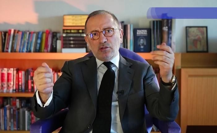 Fatih Altaylı'dan Sezgin Baran Korkmaz açıklaması: Sahibi olmayı seçmiş