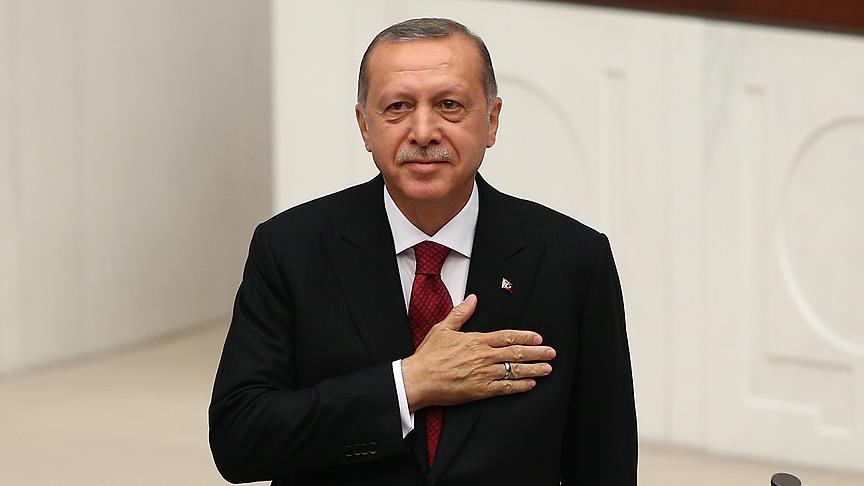 O ülkeden Başkan Erdoğan açıklaması: Niyeti ve iradesi barışı desteklemek