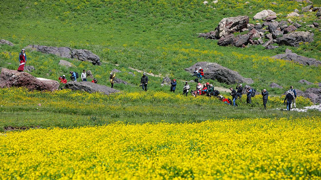 Hakkari'de sağlanan huzur turizmde 'meyvesini' veriyor