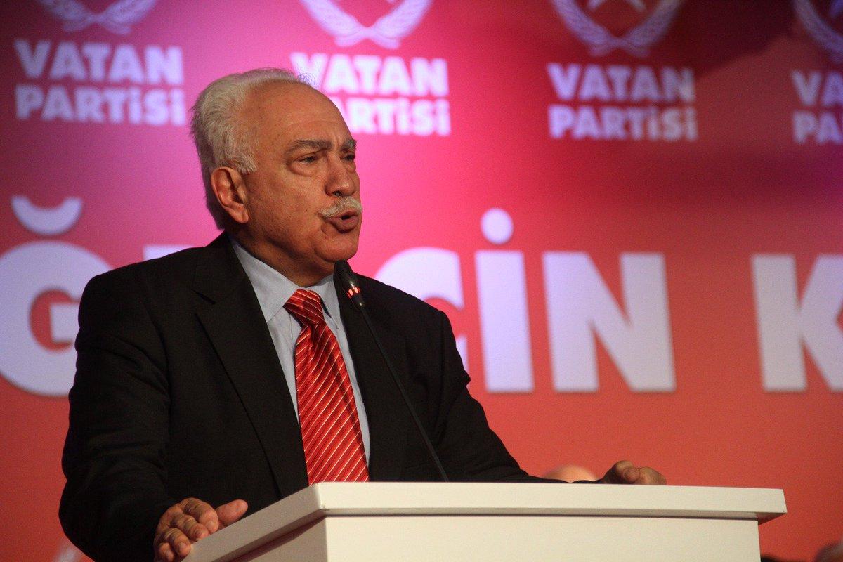 """Perinçek'ten bomba iddia! """"HDP'ye saldırıyı Biden yaptı"""" dedi ve sebebini açıkladı"""