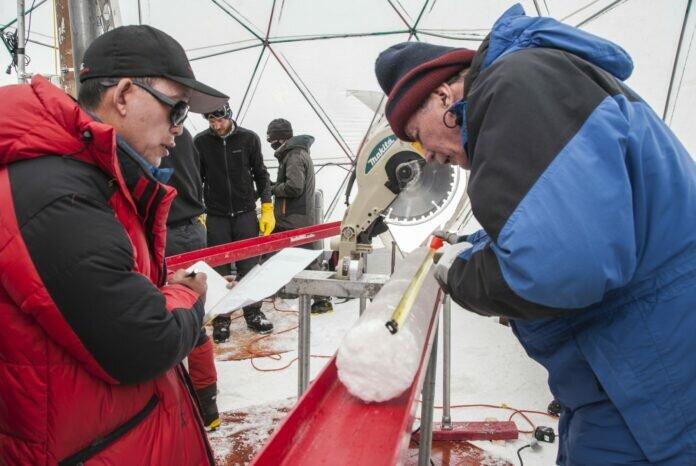Dünyayı şoke eden araştırma! Binlerce yıllık buzlarda 28 yeni virüs keşfedildi