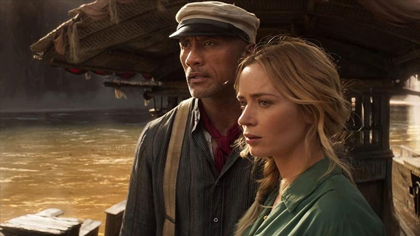 'Jungle Cruise' macera tutkunlarının ilgisini çekmeye aday