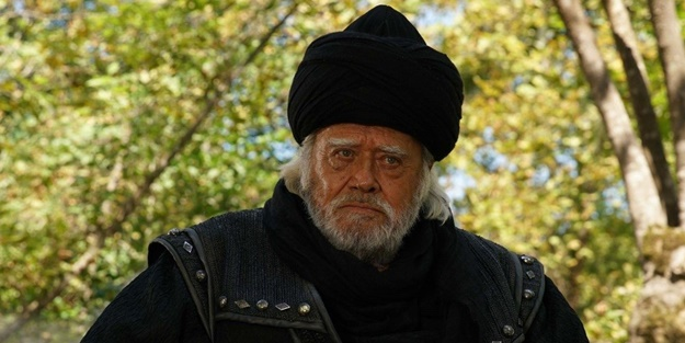 Kuruluş Osman'ın yıldızı Cüneyt Arkın: Kendimi zor tutuyorum