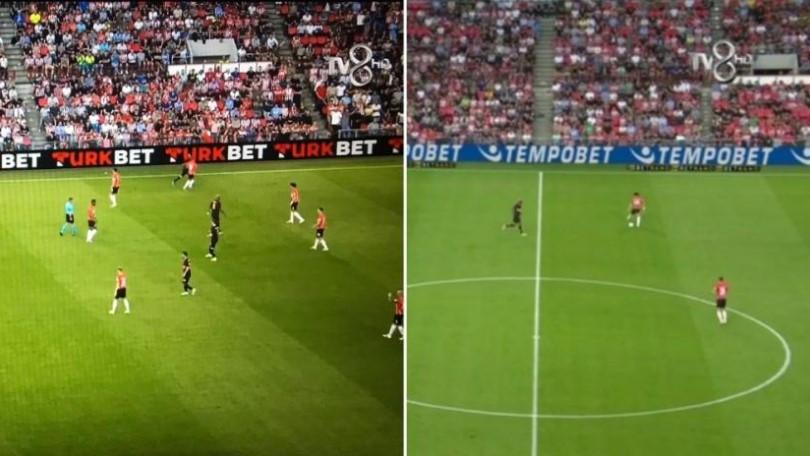 TV8, maç sırasında yasadışı bahis sitelerinin reklamlarını yayınladı