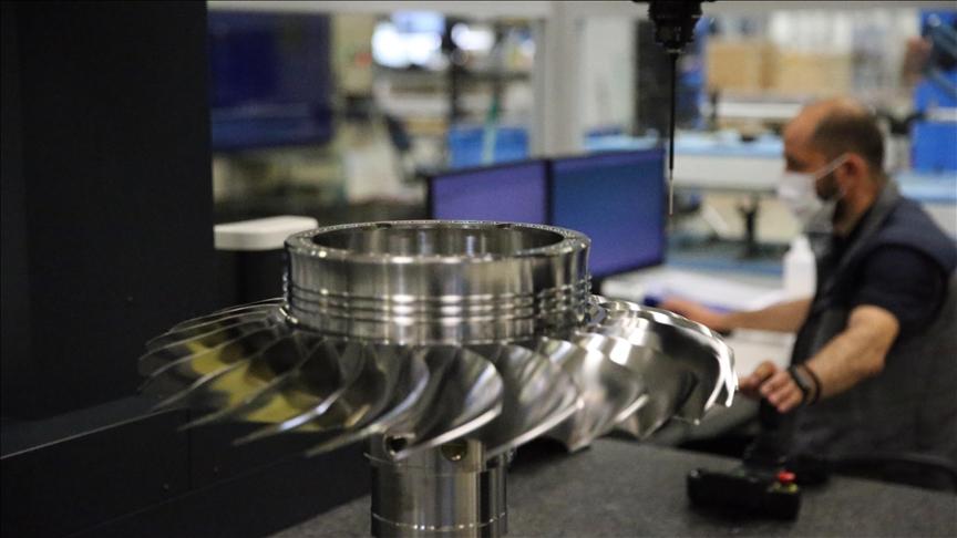 Türk mühendislerin geliştirdiği optik ölçüm yazılımı, uçak motorlarına yönelik kalite ölçümünde öncü oldu