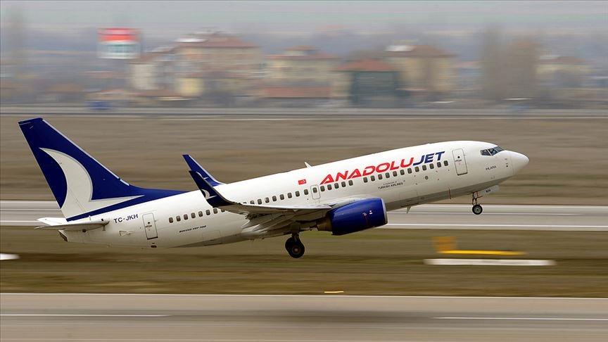 AnadoluJet Ordu-Giresun Havalimanı'ndan Antalya ve İzmir'e 23 Ağustos'ta direkt uçuşlara başlıyor