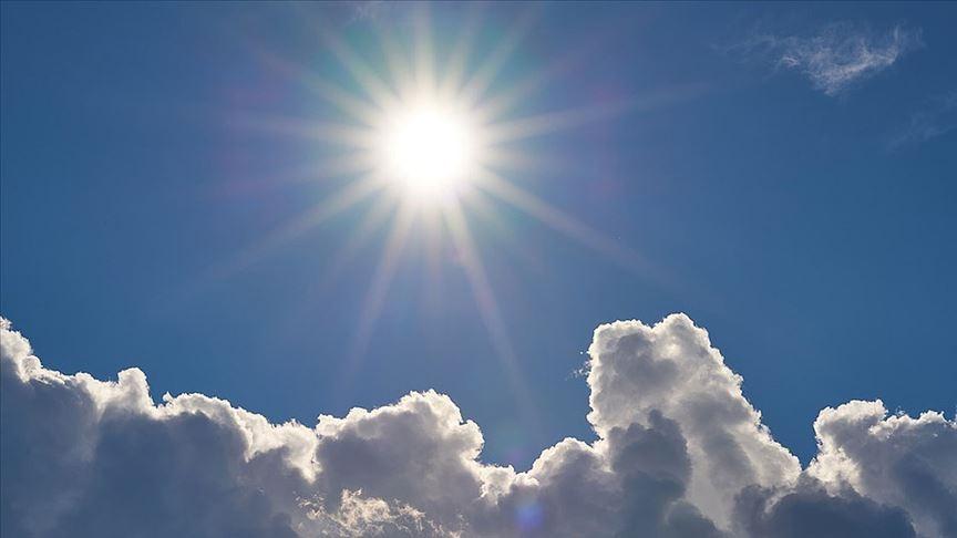 Doğu Anadolu'daki 7 ilde sıcaklıklar mevsim normallerinin üzerinde seyredecek