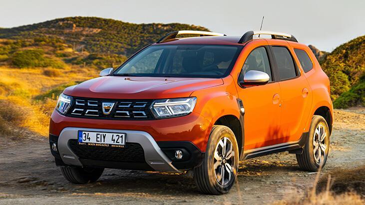 Dacia Duster yenilendi! İşte özellikleri