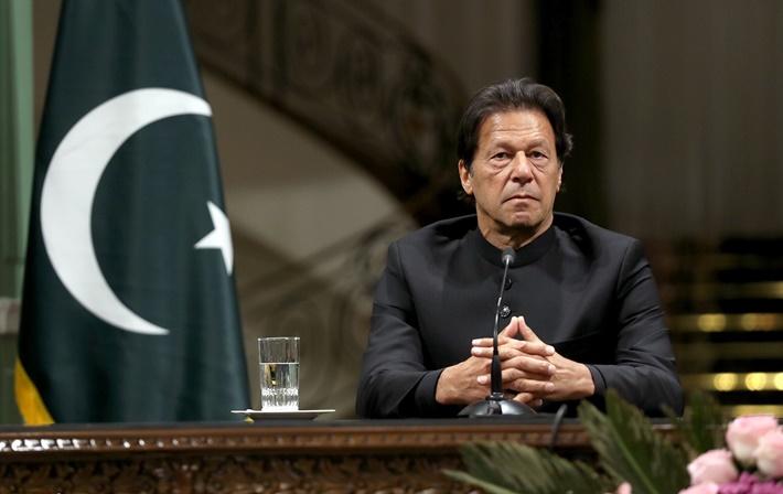 Pakistan Başbakanı İmran Han: Taliban ile bir şartla konuşurum