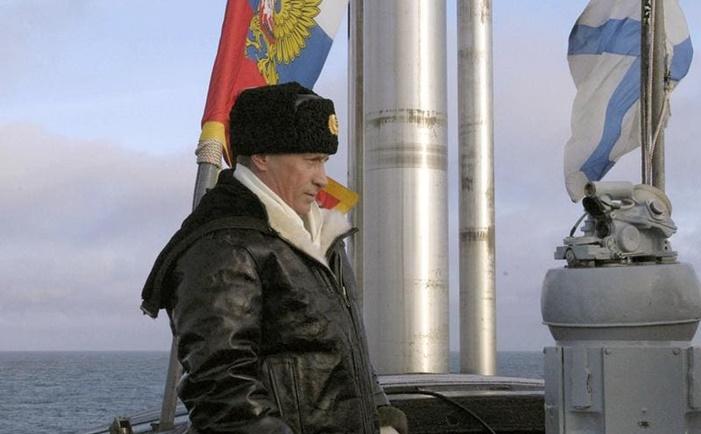 Denizaltı krizine Rusya da dahil oldu: Bizi hedef alacaklar