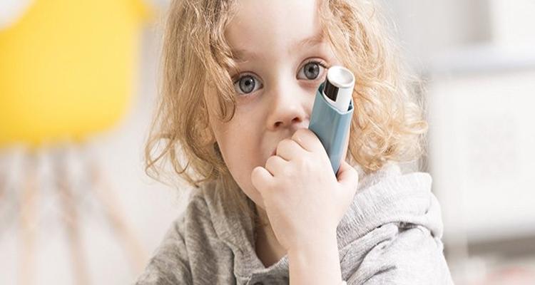 10 çocuktan biri astım hastası!