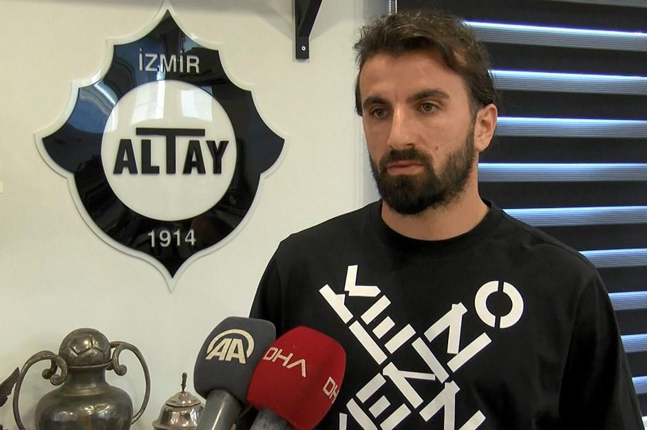 """""""Bana da, Altay'a da yakışmazdı"""""""
