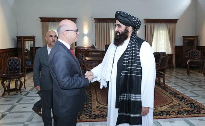 İşte Türkiye ile Taliban'ın ilk teması: Teşekkür etti