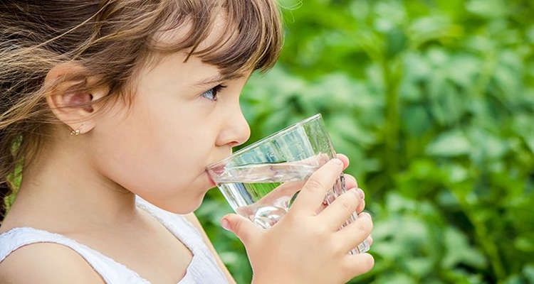 'Çocukların anlama kapasiteleri için su miktarı çok önemli'