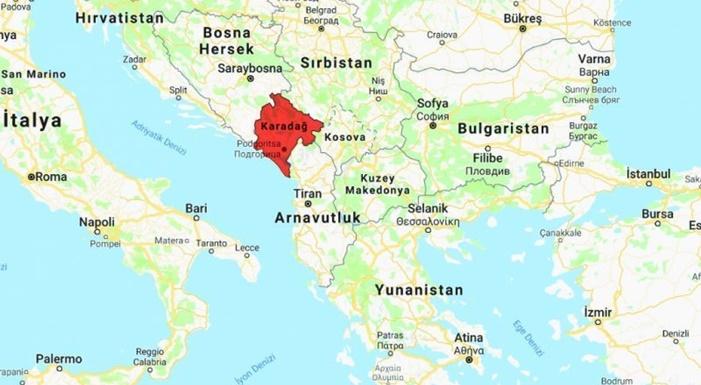 Karadağ: Rusya iç işlerimize müdahale etmeye devam ediyor