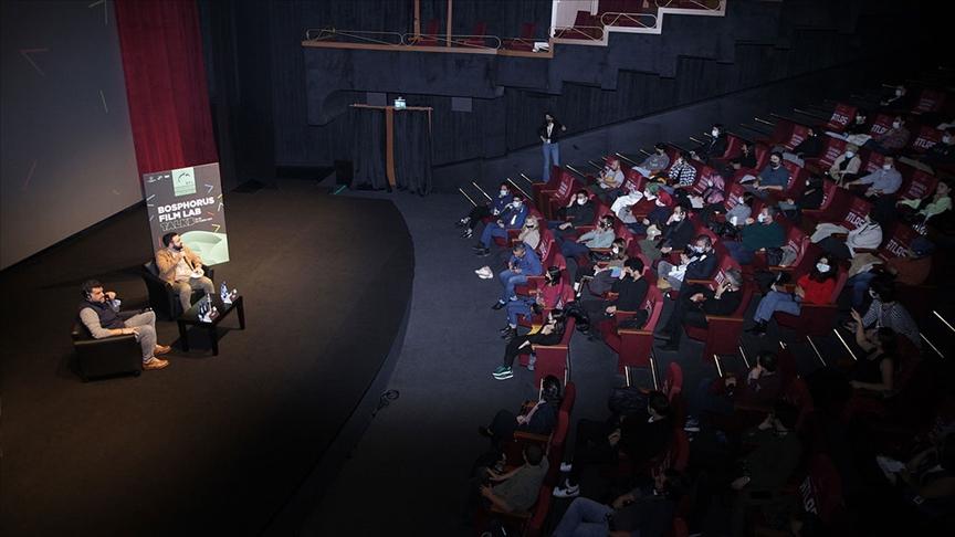 9. Boğaziçi Film Festivali kapsamında Danis Tanoviç Masterclass'ı gerçekleştirildi