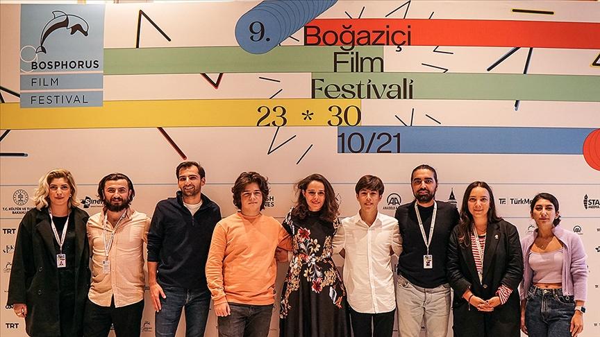 'Pota' 9. Boğaziçi Film Festivali'nde Türkiye prömiyerini yaptı