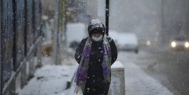 Meteoroloji'den uyarı üstüne uyarı: Kar geliyor!