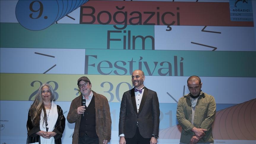 'Bağlılık Hasan' filmi, 9. Boğaziçi Film Festivali'nde sinemaseverlerle buluştu