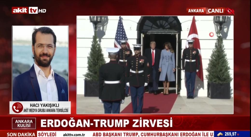 Erdoğan - Trump zirvesinin satır araları