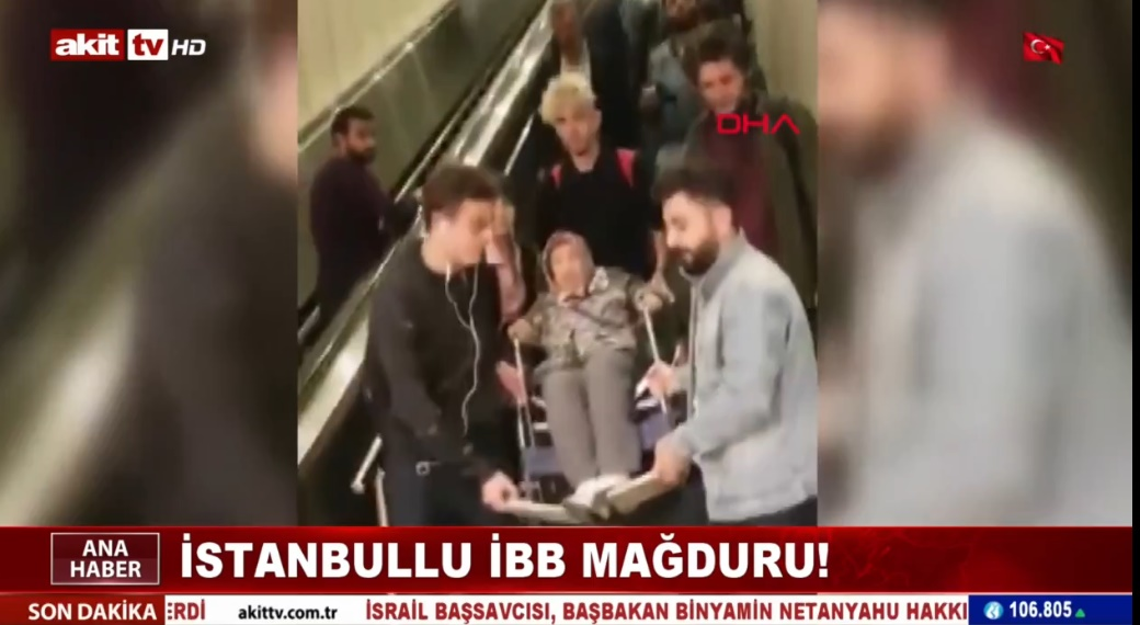 İstanbullu İBB mağduru !