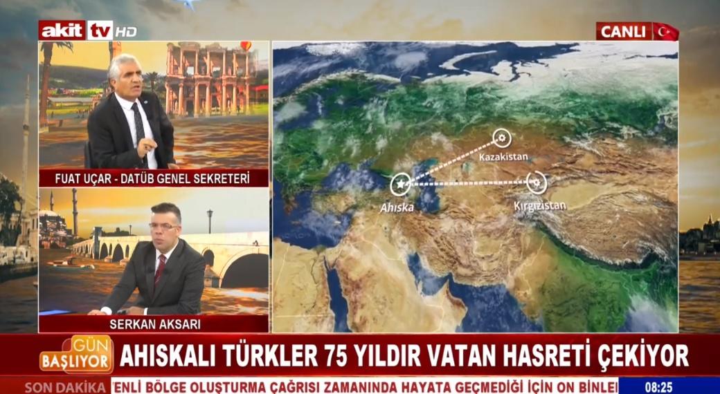 Ahıskalı Türkler 75 yıldır vatan hasreti çekiyor