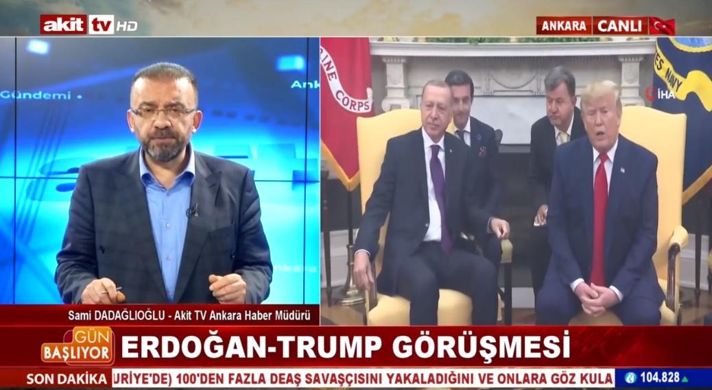 Erdoğan - Trump görüşmesinin perde arkası