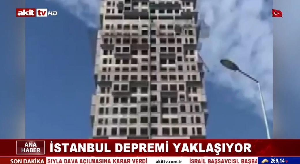 İstanbul depremi yaklaşıyor