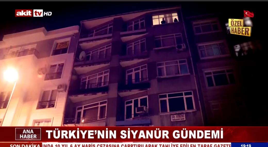 Türkiye'nin siyanür gündemi