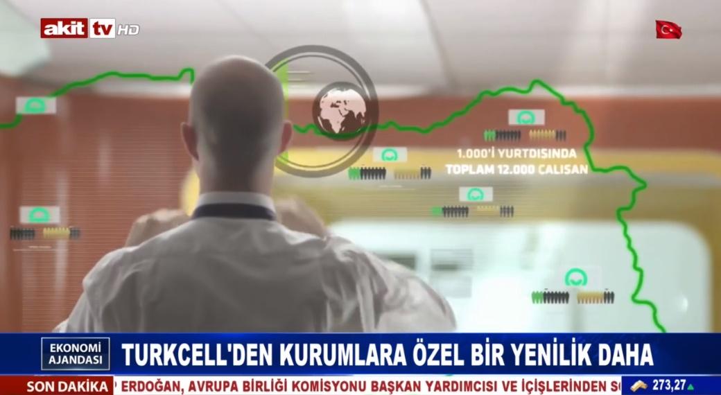Turkcell'den kurumlara özel bir yenilik daha