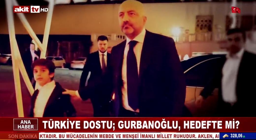 Türkiye dostu; Gurbanoğlu, hedefte mi ?