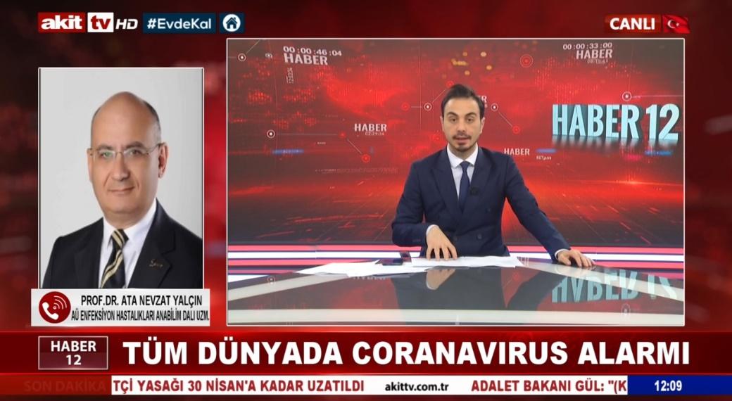 Tüm dünyada Coronavirus alarmı