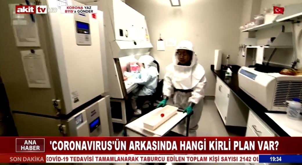 Coronavirus'ün arkasında hangi kirli plan var ?