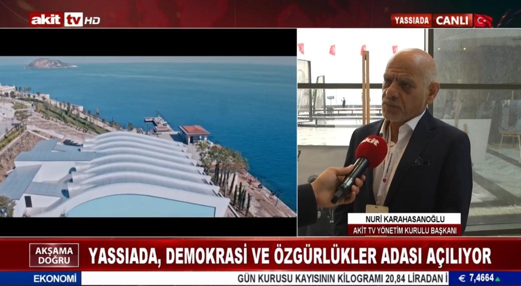 Akit TV Yön. Kurulu Bşk. Nuri Karahasanoğlu 27 Mayıs Darbesi ve sonrasını değerlendirdi