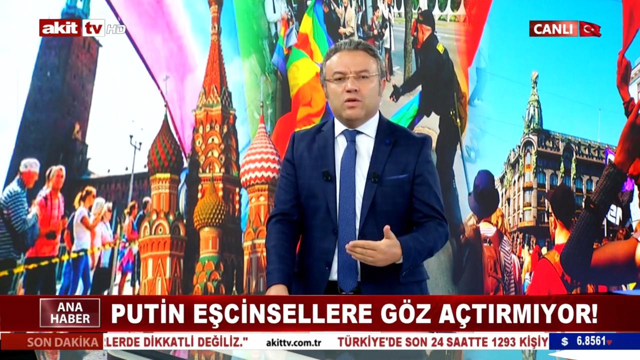 Putin eşcinsellere göz açtırmıyor