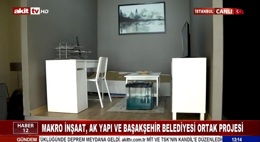 Türkiye'nin deprem izolatörlü ilk konut projesi Mavera Comfort