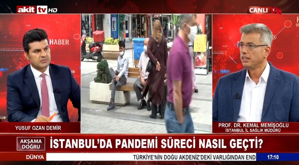 İstanbul'da pandemi süreci nasıl geçti ?