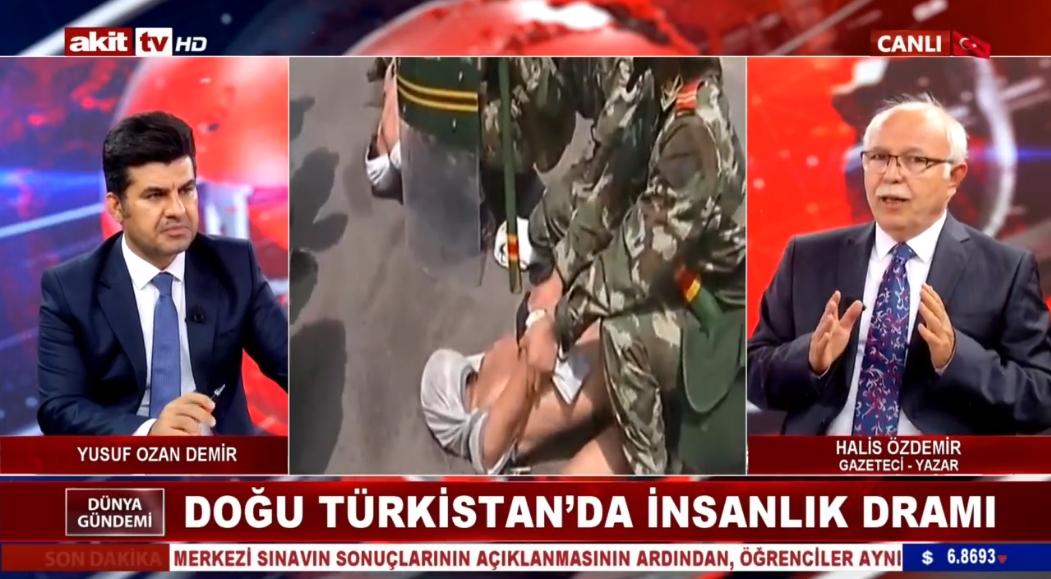 Doğu Türkistan'da insanlık dramı