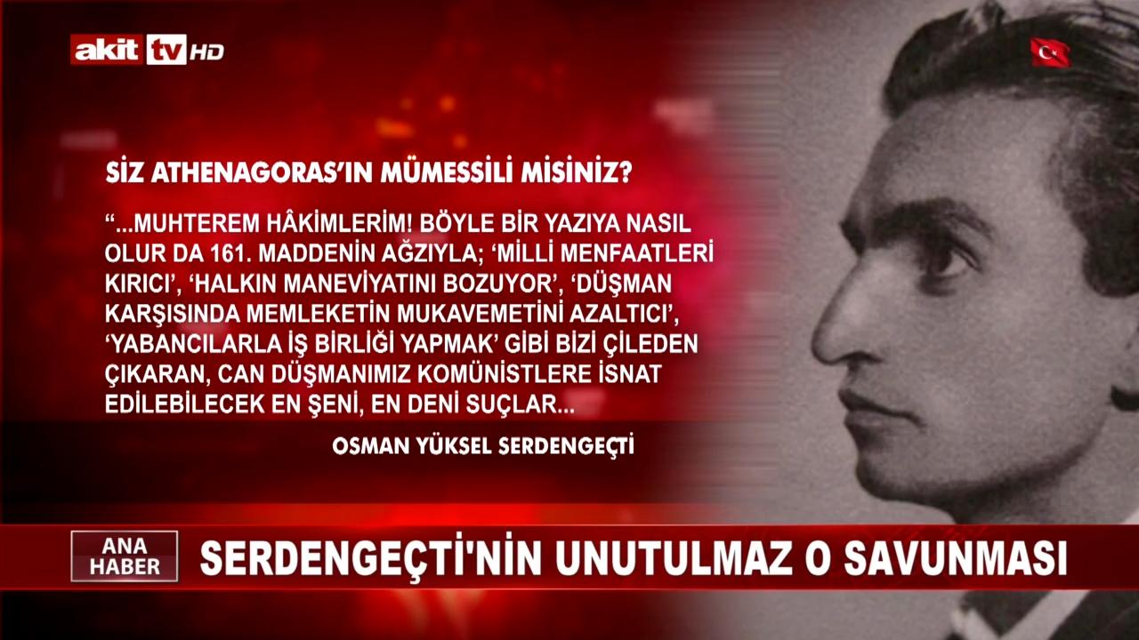 Erdoğan o isimleri tek tek saydı