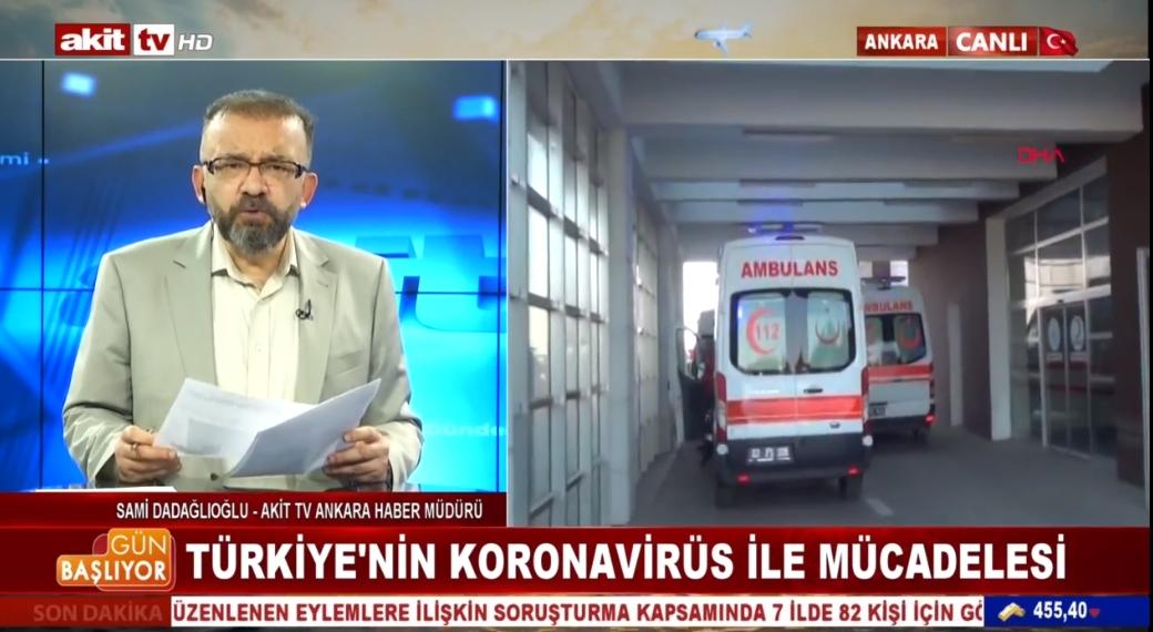 Türkiye'nin koronavirüs ile mücadelesi