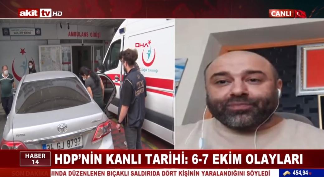 HDP'nin kanlı tarihi ; 6-7 Ekim olayları
