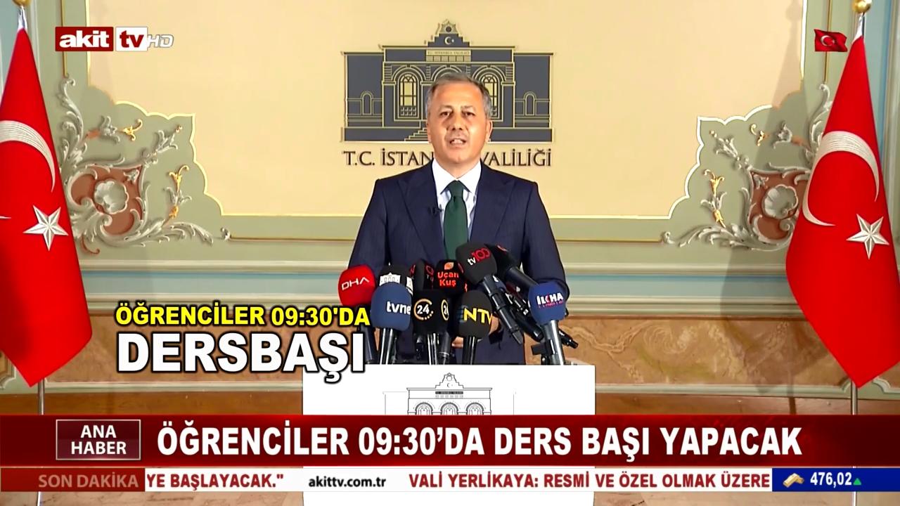 """İstanbul'da """"Kademeli"""" Mesai Dönemi"""